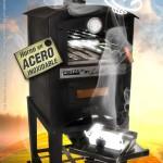 Forza Cuccina - Horno a leña de doble combustión